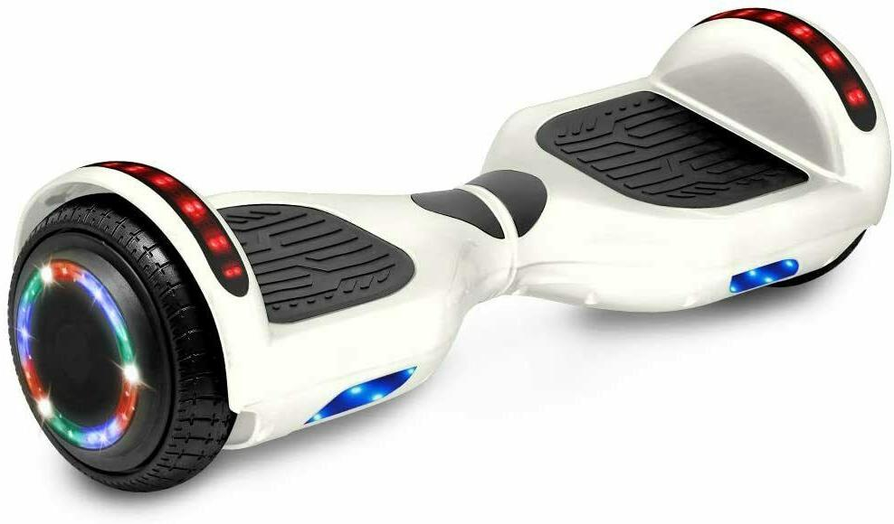 Chrome Series Hoverboard Smart Self Scooter