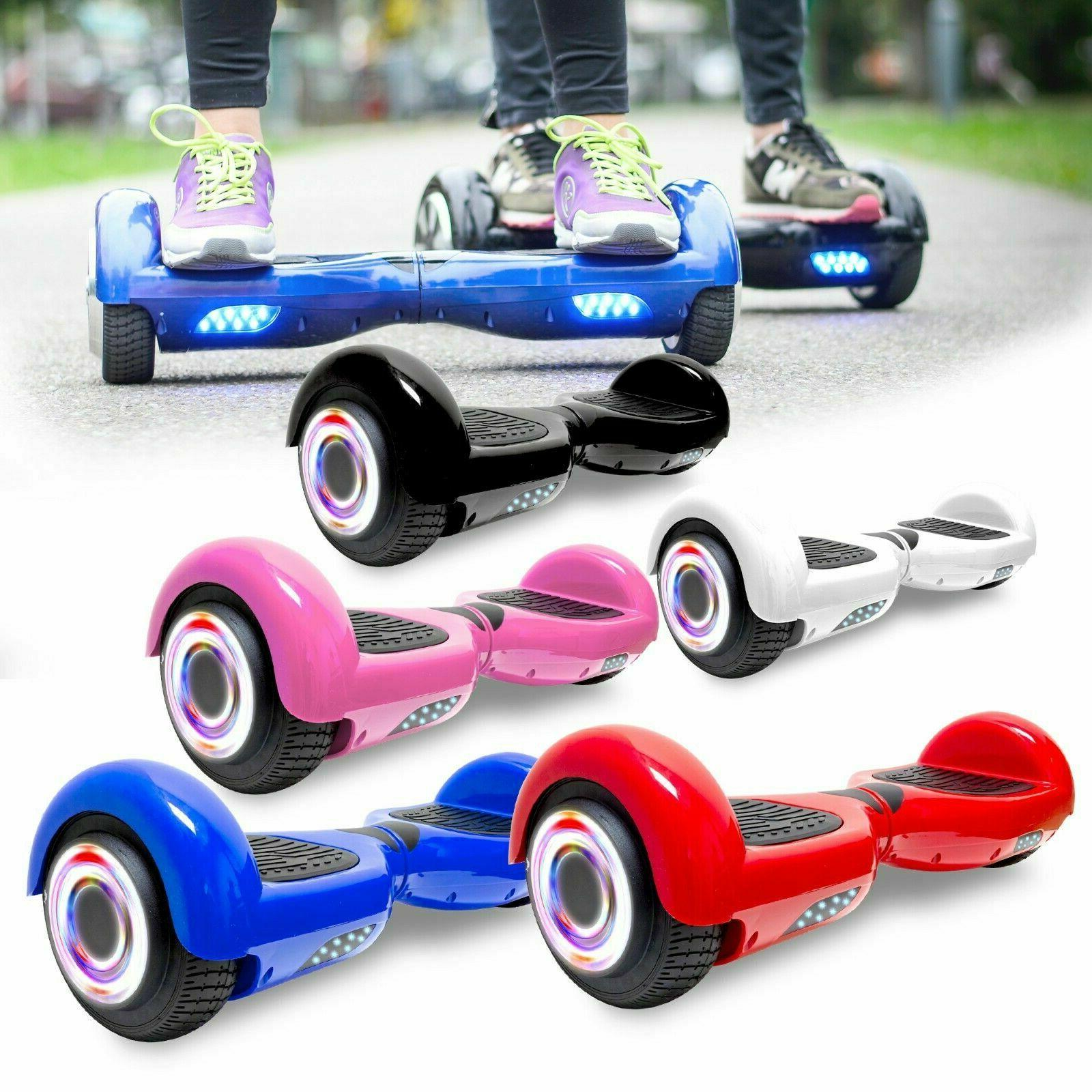 chrome series hoverboard electric smart self balancing