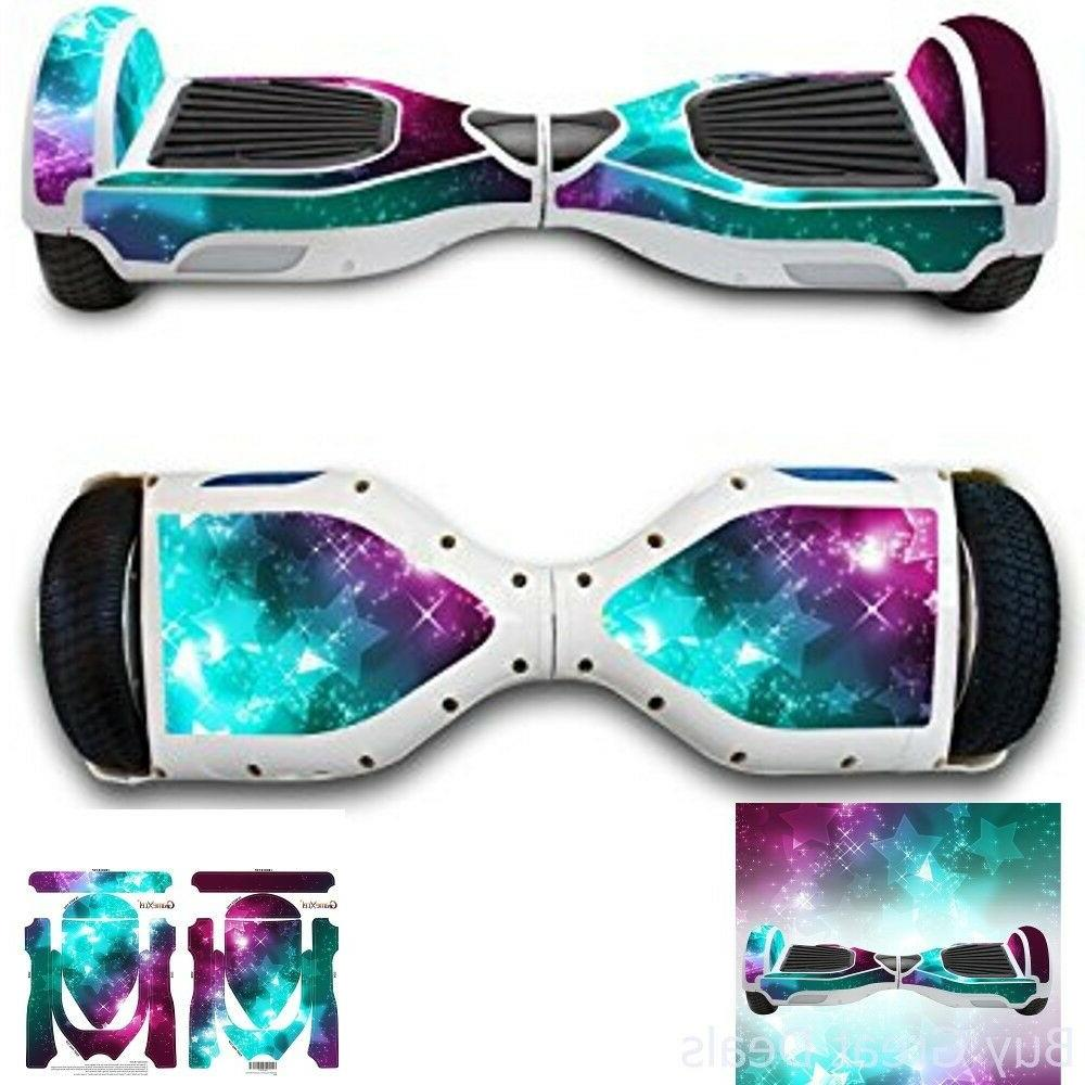 hover board scooter skin only self balancing
