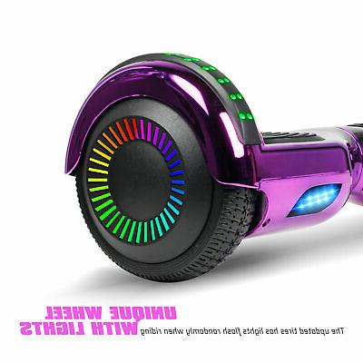 Hoverboard Self Scooter no Bag Purple