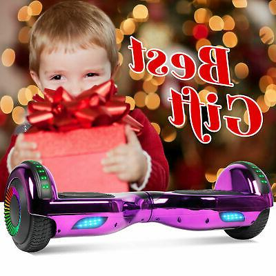 Hoverboard Bluetooth Chrome Self