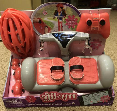 my life 18 doll remote control radio