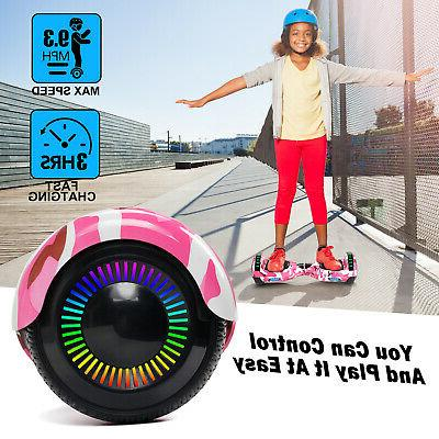 """6.5"""" Hoverboards Razor Scooter Electric Without Bag"""