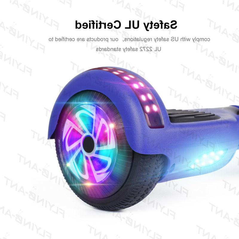 nht 6.5 Balancing Scooter Blue Hoverboard