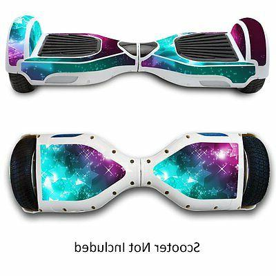 self balancing hover board scooter hoverboard skin