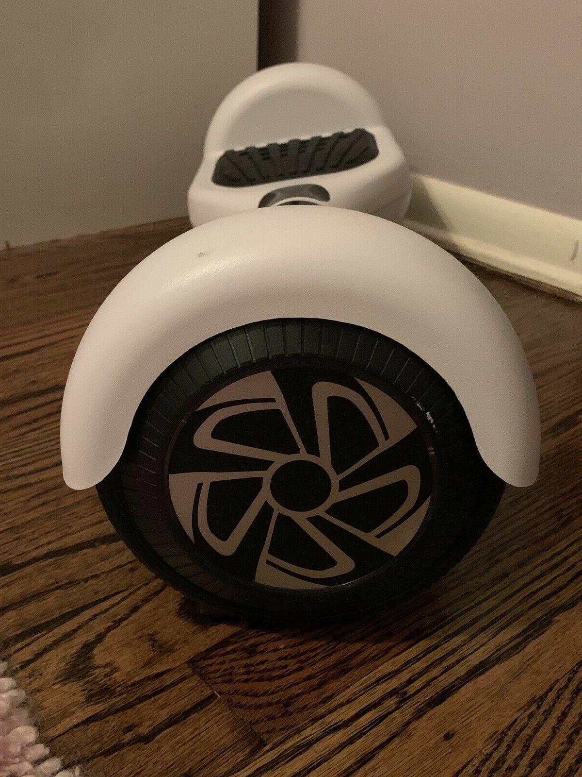 Felimoda Self Hoverboard with Light w/ Travel