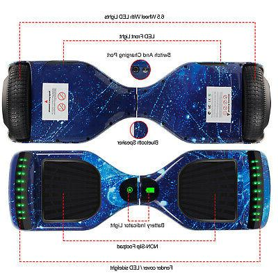 Sky Hoverboard Bluetooth 2 Wheel Self Scooter