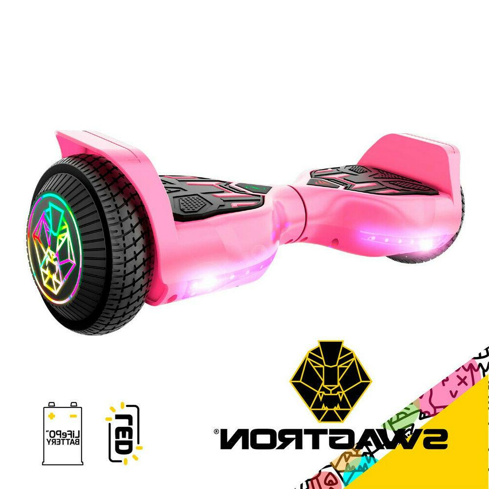 Swagboard w/ Light-up LED 8+