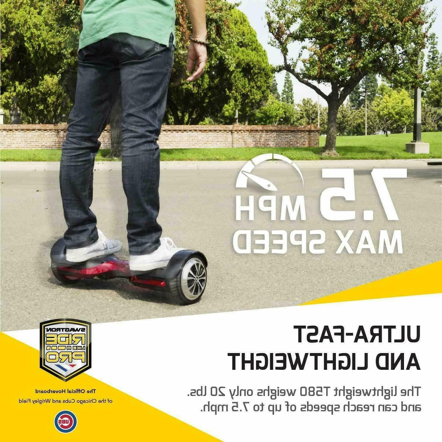 Swagtron Vibe T580 Hoverboard Bluetooth