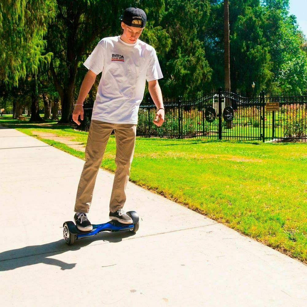 Swagtron Swagboard Vibe Hoverboard Bluetooth