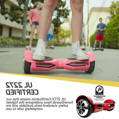 Swagtron Hoverboard SelfBalancing Scooter Bluetooth