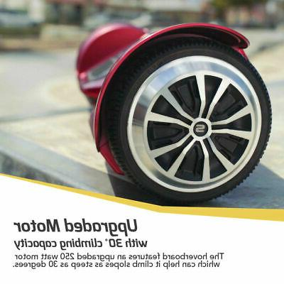Swagtron Hoverboard Bluetooth