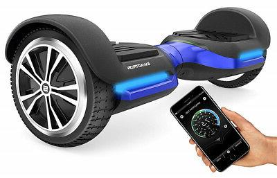 Swagtron Bluetooth Hoverboard Smart Balancing Wheel Speaker