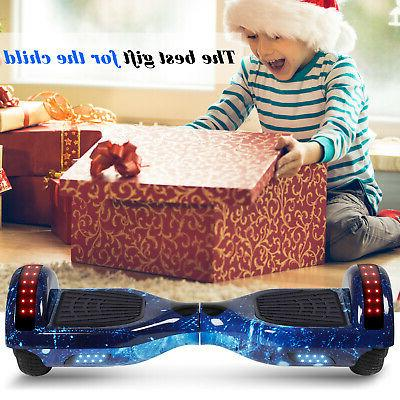 """UL2272 6.5"""" Hoverboard Smart Self Scooter"""