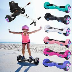 LED Two Wheels Hoverboard Electric Self Balancing Scooter UL