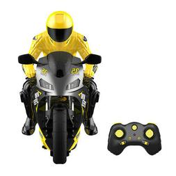 Mini 1:6 Self Balancing RC Motorcycles Kids Game Toy 2.4Ghz