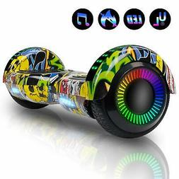 nht 6.5 all terrain hoverboard electric self balancing scoot
