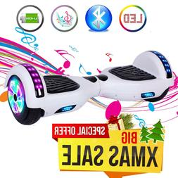 """nht 6.5"""" All Terrain Hoverboard Electric Self Balancing Scoo"""