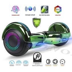 nht 6.5 Hoover boards Chrome Hoverboard Electric Self Balanc