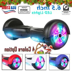"nht 6.7"" LED Power board Hoverboards Electric Self Balancing"