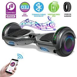Bluetooth UL2272 Motorized Self Balance Hoverboard Electric