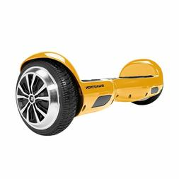 Swagtron T1 Hoverboard   NEW  Gold -  Free shipping to selec