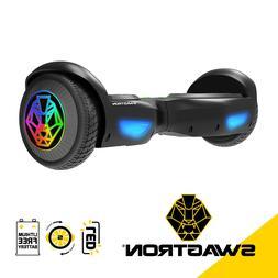 Swagtron Kid Hoverboard Dual 250W Motors Lithium-Free Batter
