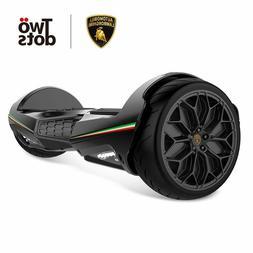 """Lamborghini UL2272 6.5"""" Hoverboard Two-Wheel LED Self Balanc"""