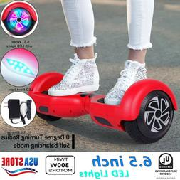 UL2272 LED Hover board nht 6.5 Hubber boards Electric Self B