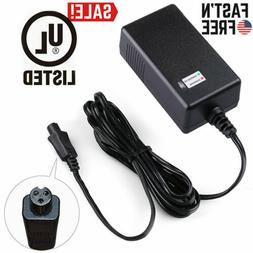Lithium 36V Battery Charger For Razor Scooter SWAGTRON T1 T3