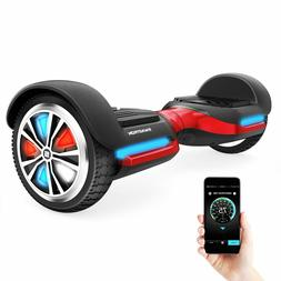 Swagtron Vibe T588 App-Enabled Bluetooth Hoverboard LED Ligh