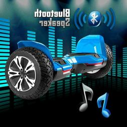 """Gyroor Warrior Hoverboard Electric Scooter 8.5"""" Self Balanci"""